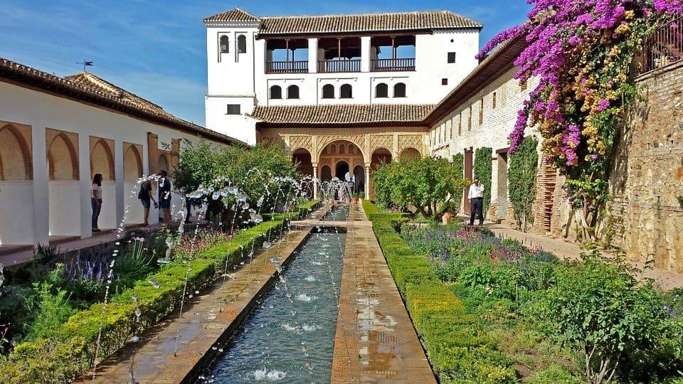 Entradas para la Alhambra
