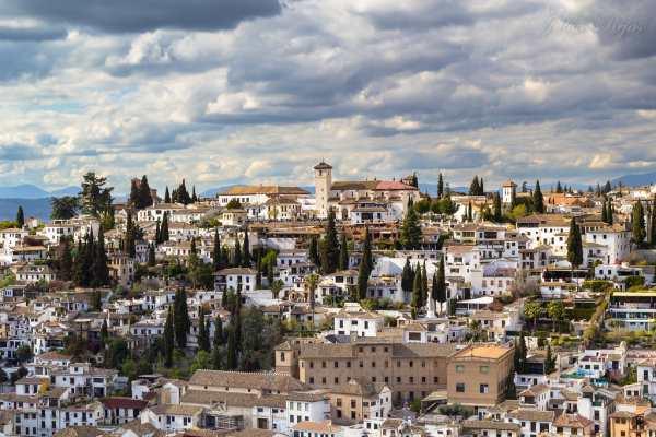 Qué ver en Granada - Albaicin