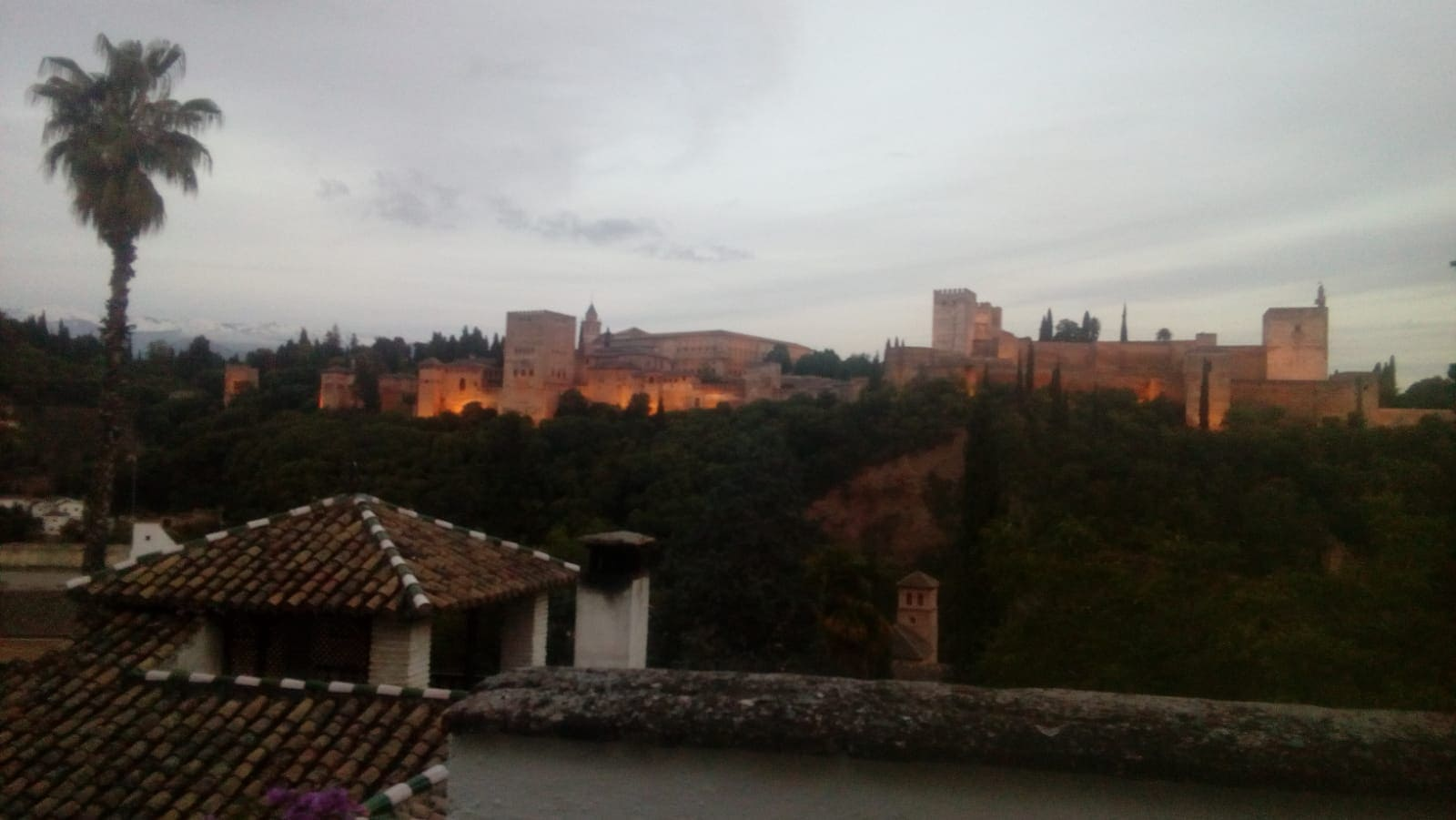 Vistas desde Placeta Comino