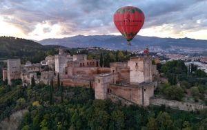 Granada en globo