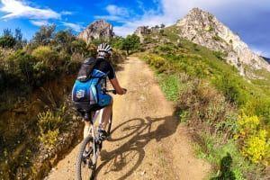 Mountain bike Granada